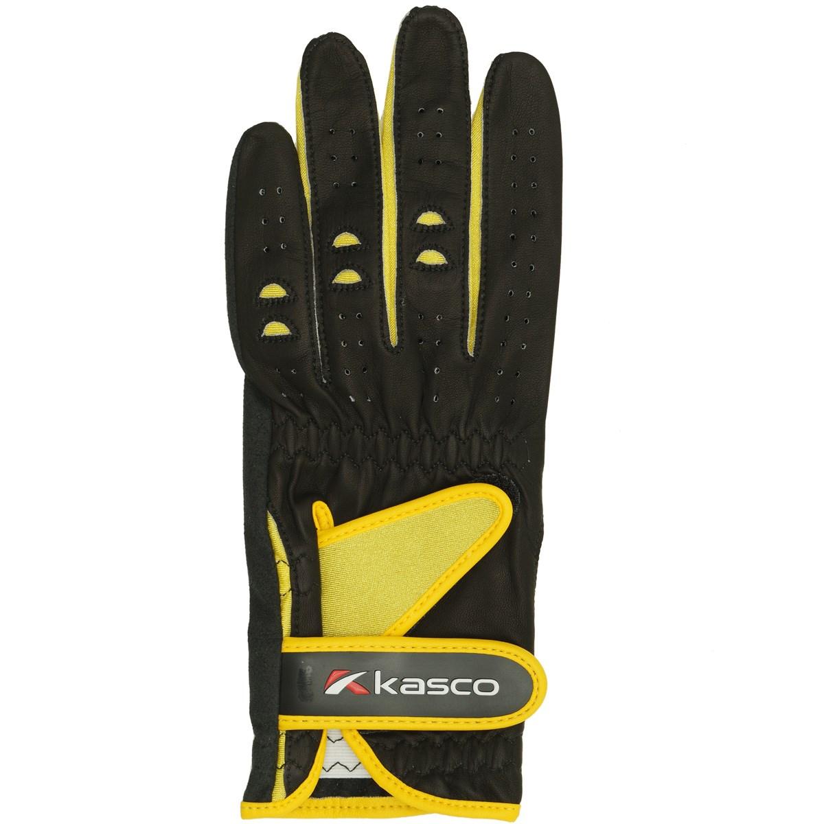 キャスコ KASCO バツフィット グローブ 22cm 左手着用(右利き用) ブラック