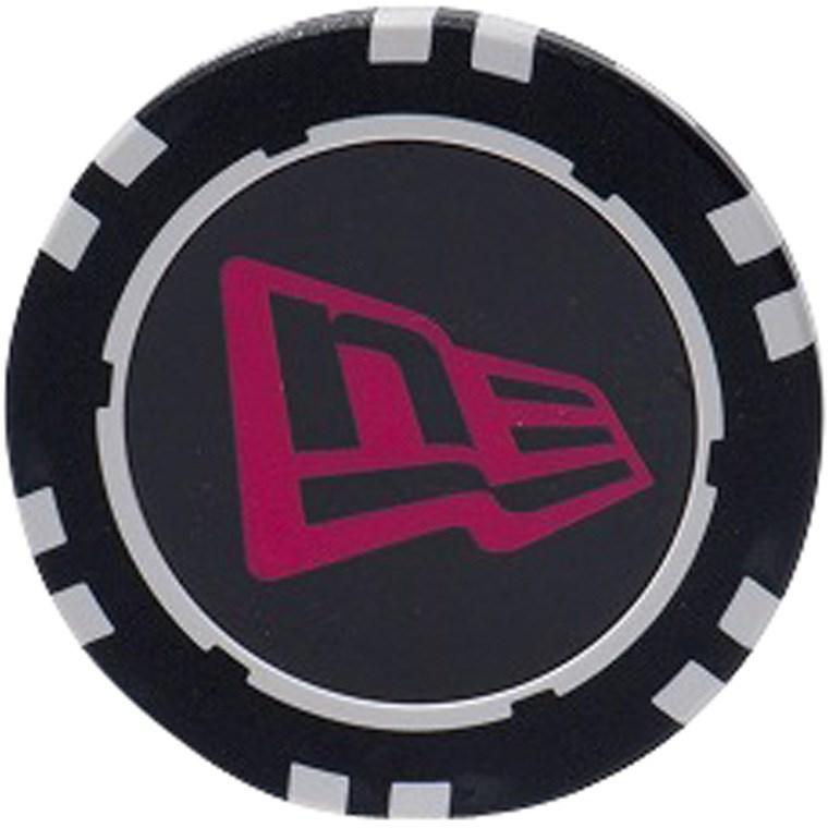 ニューエラ NEW ERA NE FLAG チップマーカー ピンク