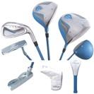 <ゴルフダイジェスト> ウイルソン TIARA IS クラブセット(6本セット) レディース ゴルフ画像
