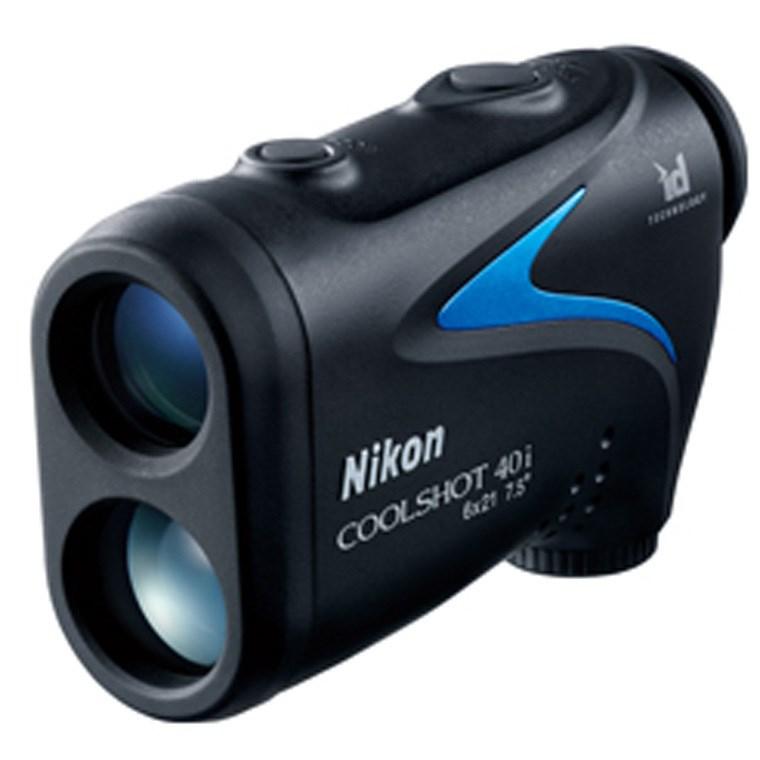 ニコン NIKON レーザー距離計 COOLSHOT 40i ブラック