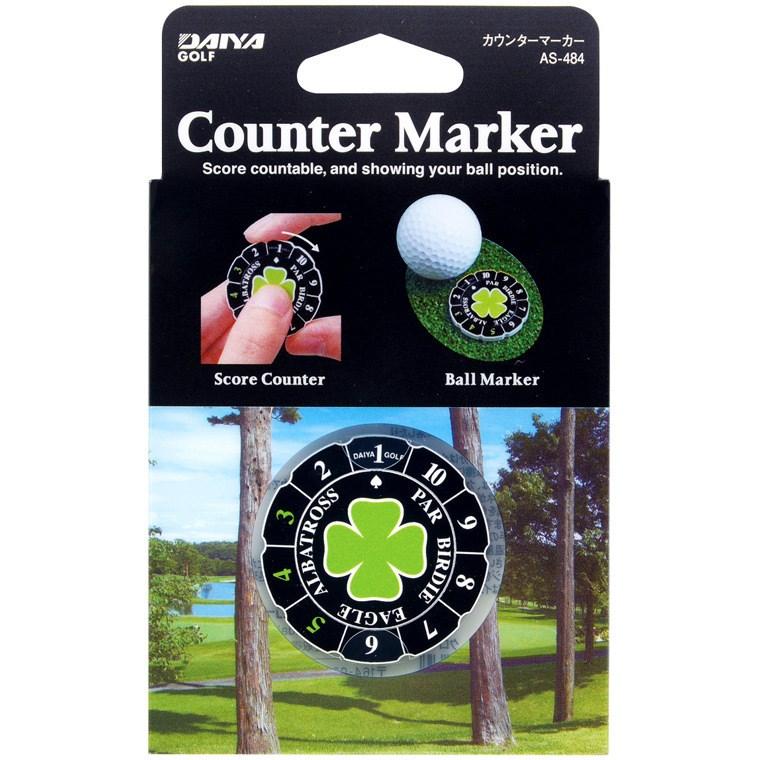 ダイヤゴルフ カウンターマーカー
