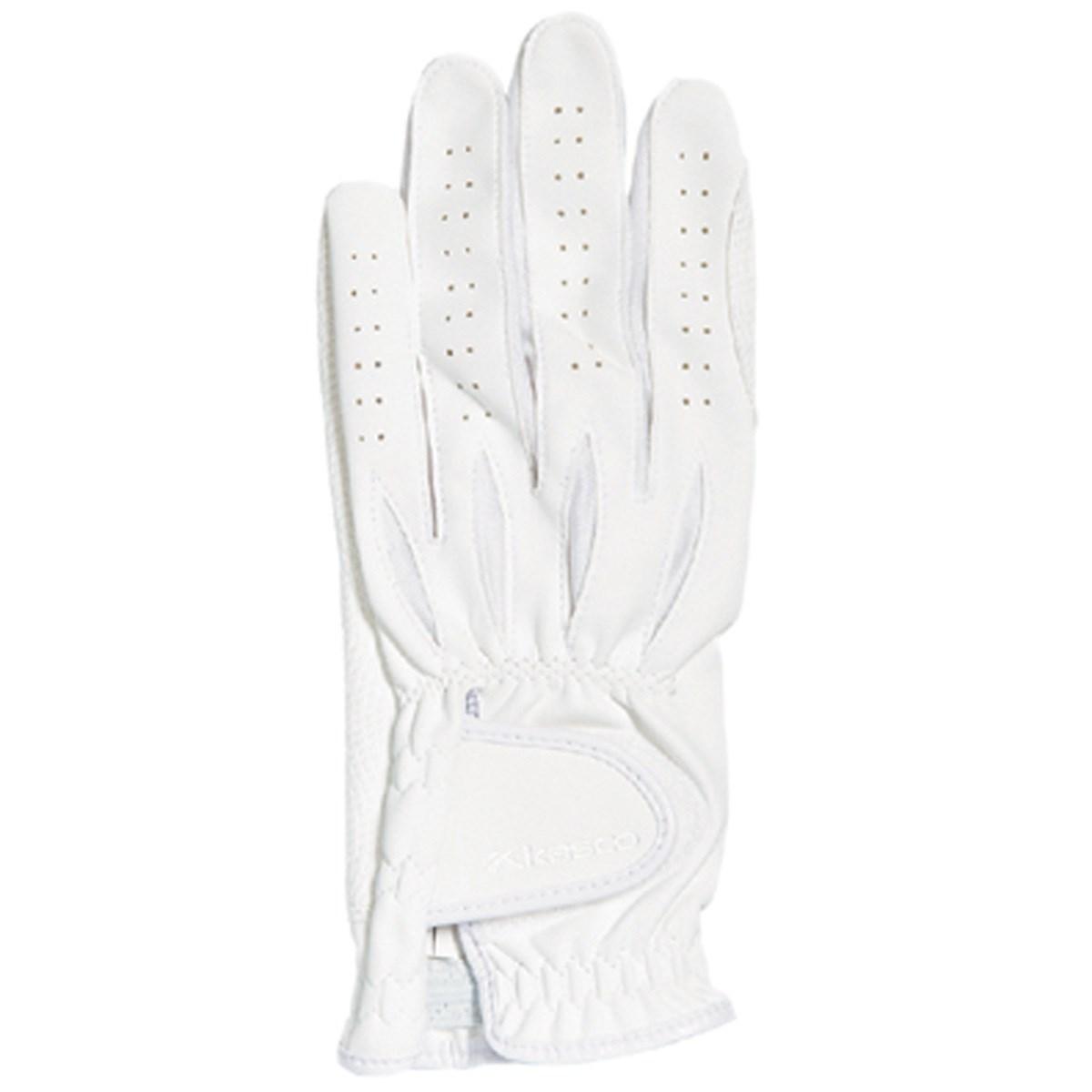 キャスコ KASCO パレットグローブ S 左手着用(右利き用) ホワイト