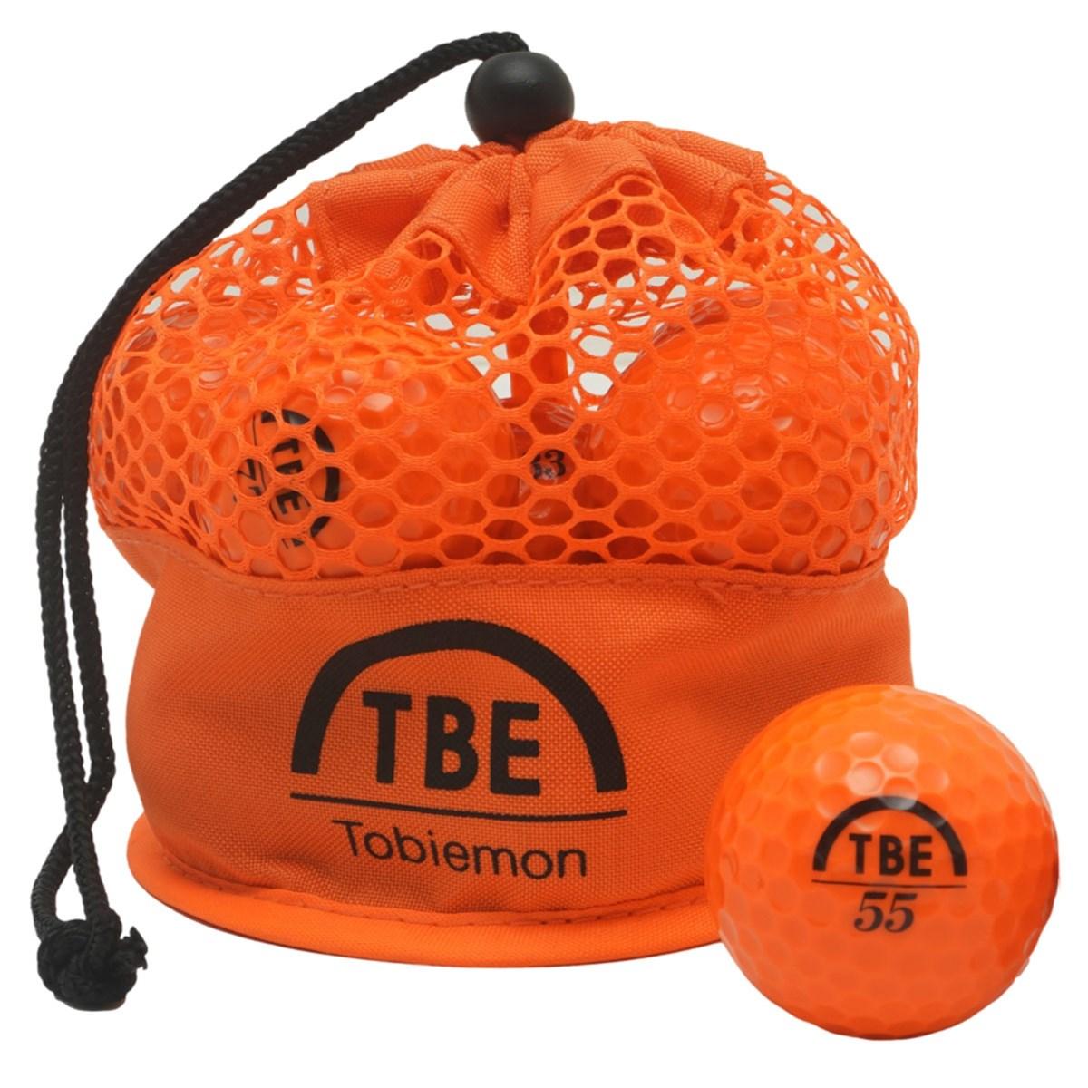 飛衛門 TOBIEMON メッシュバッグ入り ボール 1ダース(12個入り) オレンジ