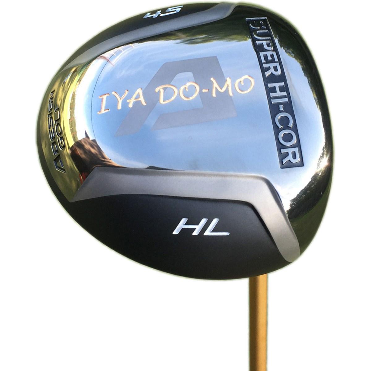 エーデザインゴルフ ネバースライスウッド ドライバー マミヤ製オリジナルカーボン【ルール非適合】