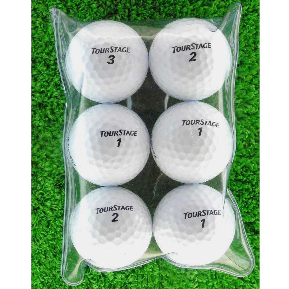 ロストボール メイホウゴルフ ロストボール ツアーステージ EXTRA DISTANCE 6個入り4パック24個セット