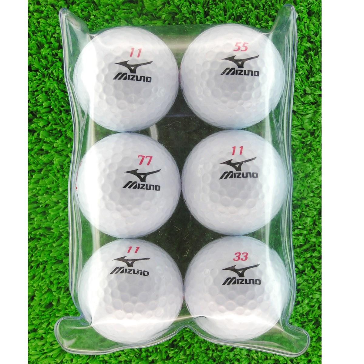 ロストボール メイホウゴルフ ロストボール ミズノ クロスエイト T-ZOID 6個入り4パック24個セット
