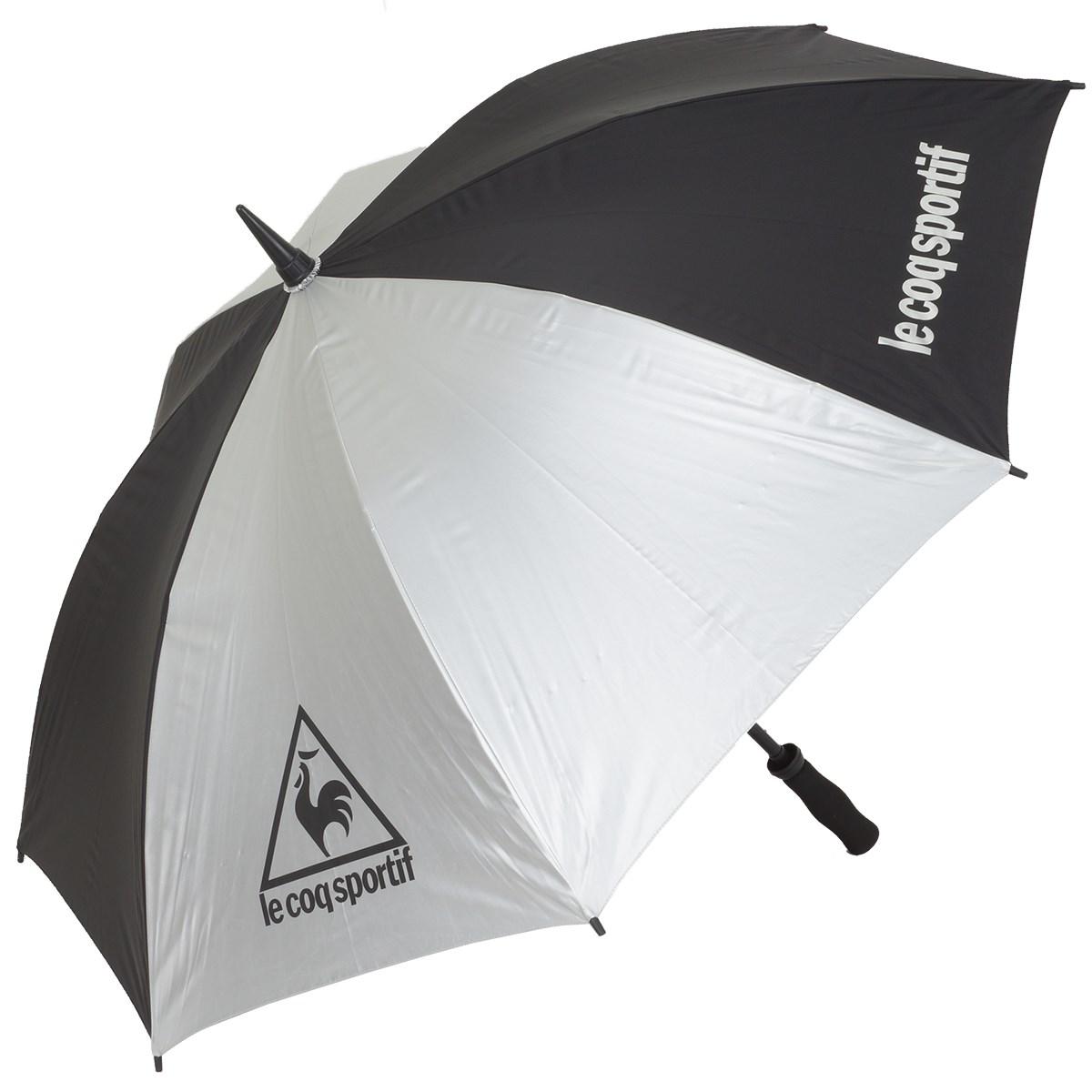 ルコックゴルフ Le coq sportif GOLF 全天候傘 シルバー N500