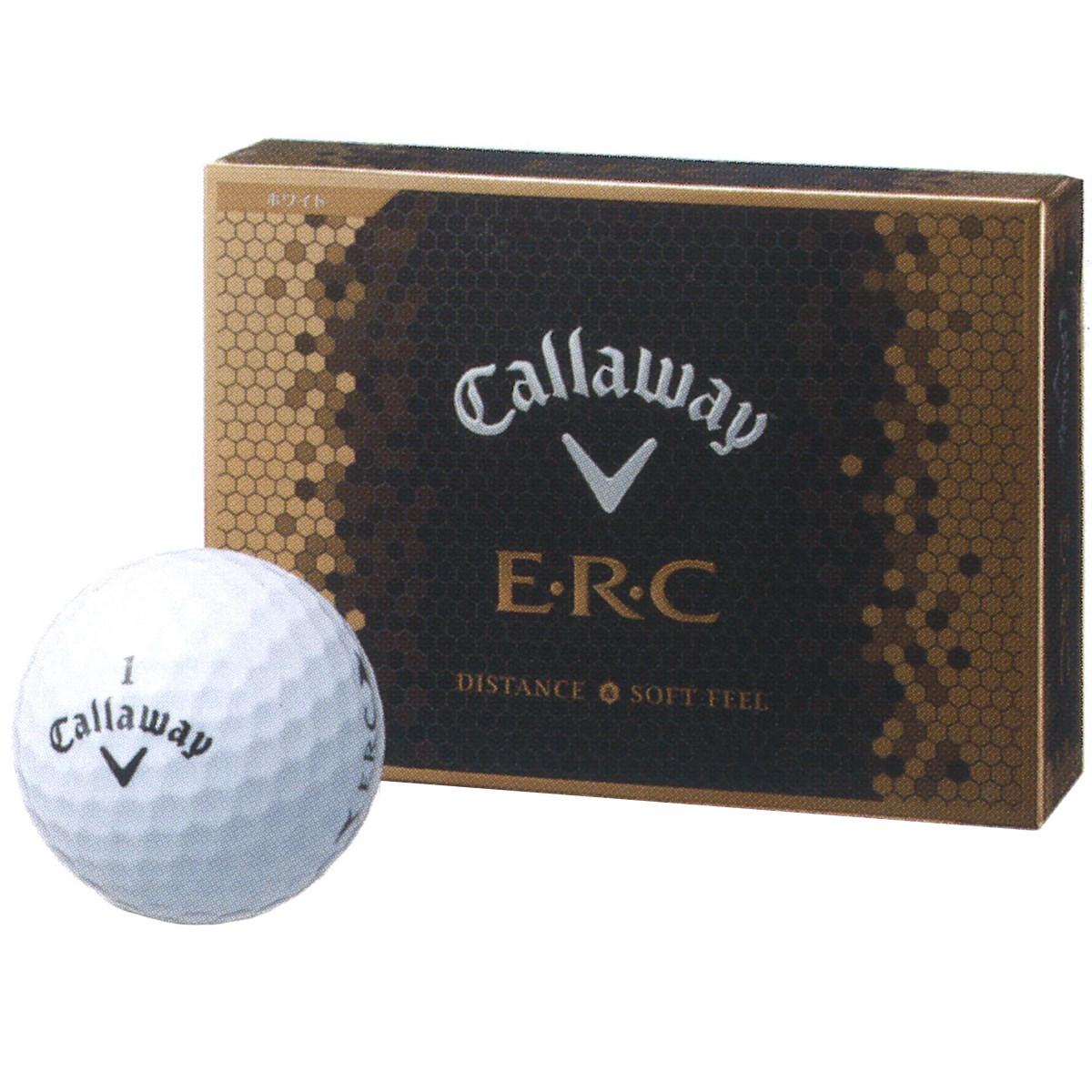 キャロウェイゴルフ(Callaway Golf) NEW ERC ボール 2016年モデル