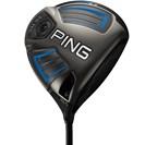 <ゴルフダイジェスト> ピン G LS TEC ドライバー ALTA J50 左利き レフティ ゴルフ画像