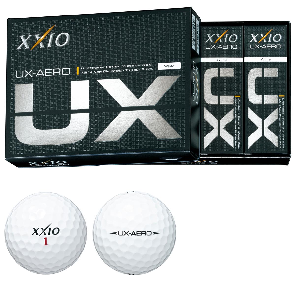 ゼクシオ UX-AERO ボール