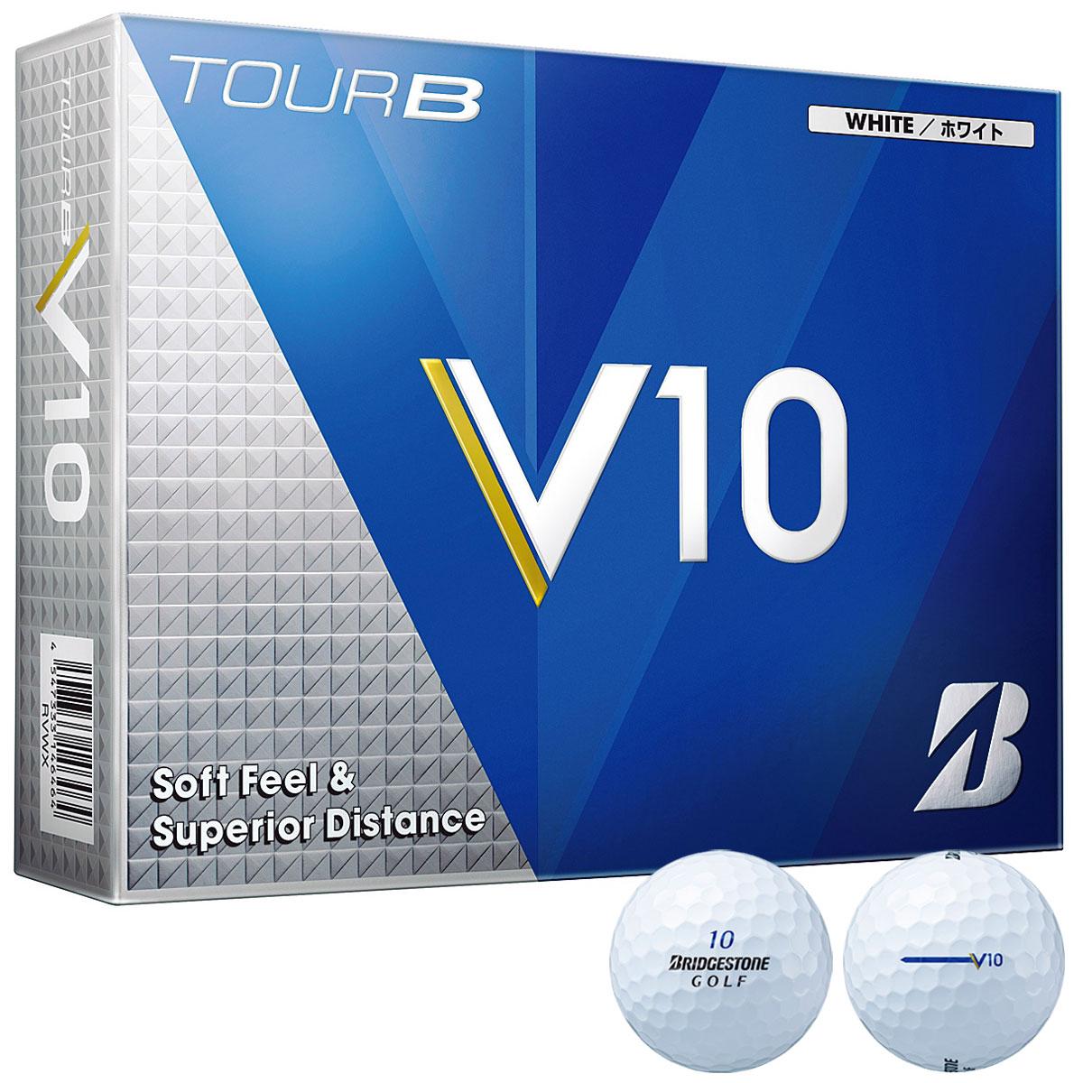 TOUR B V10 ボール