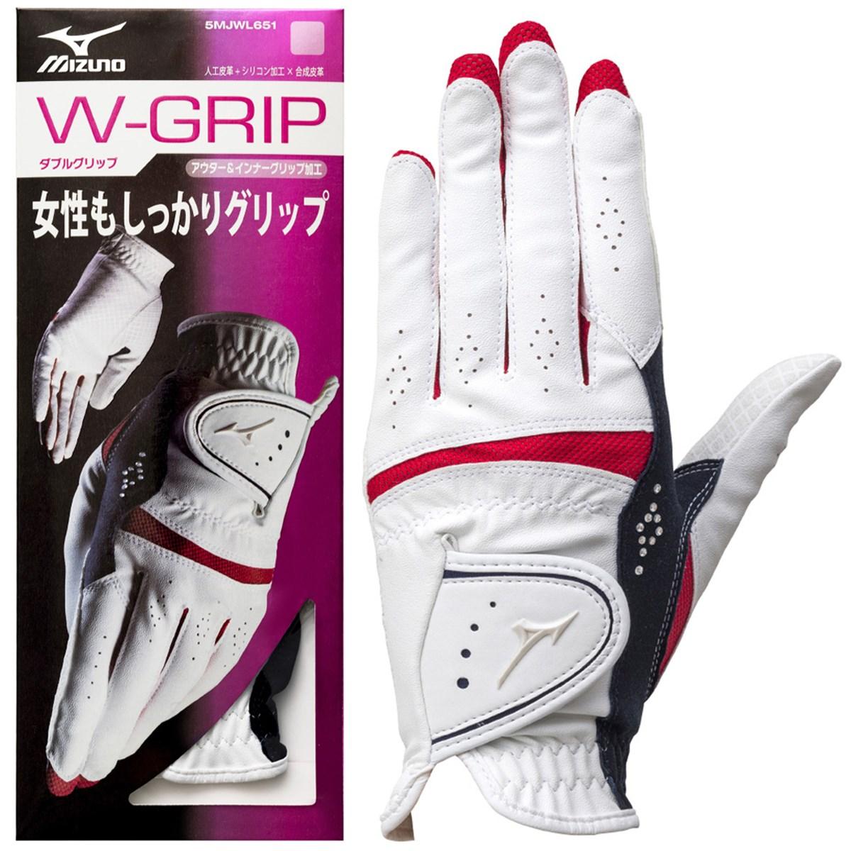 ミズノ(MIZUNO) W-GRIP グローブレディス