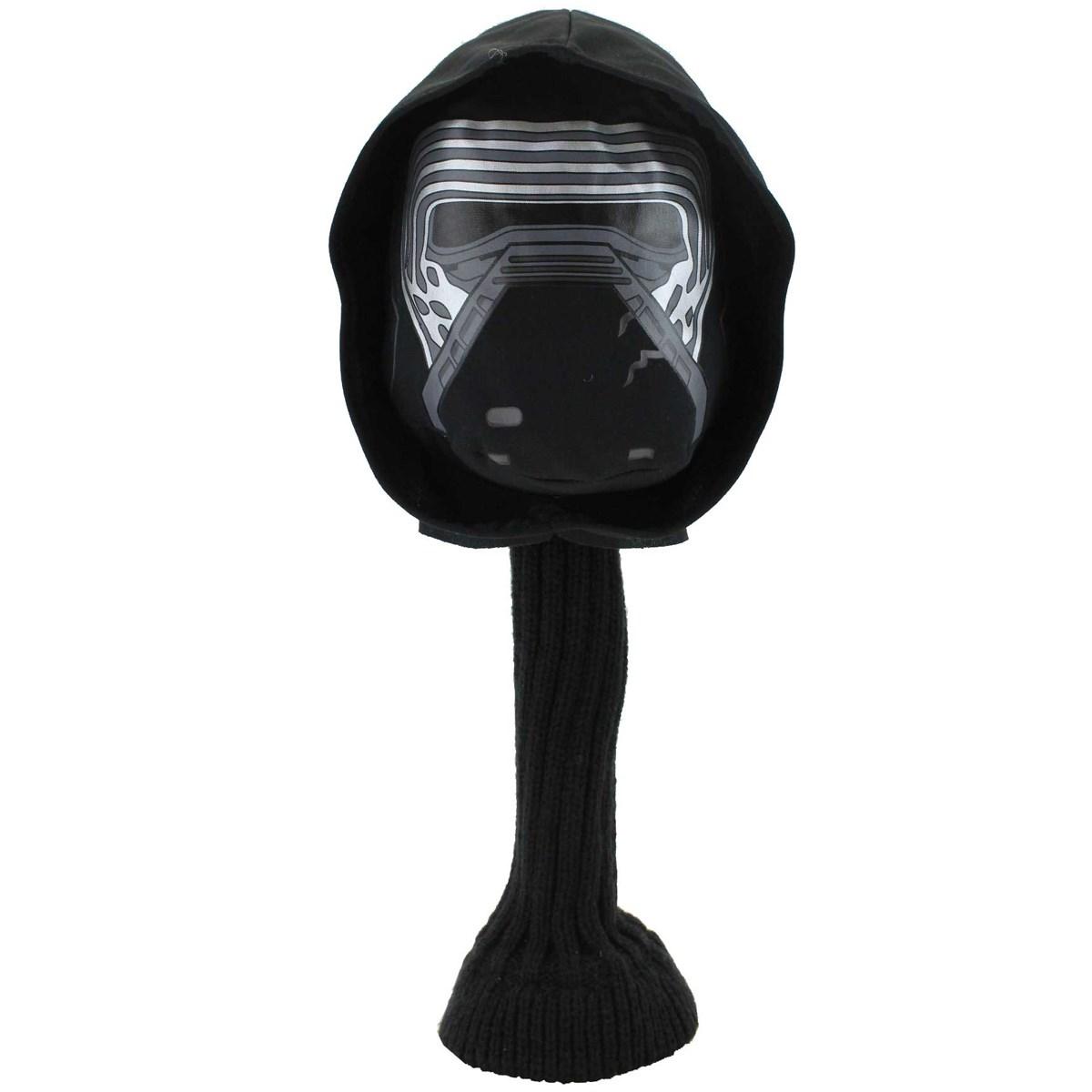 ホクシン交易スターウォーズカイロ・レンヘッドカバーDR用 ブラック メンズ ゴルフ