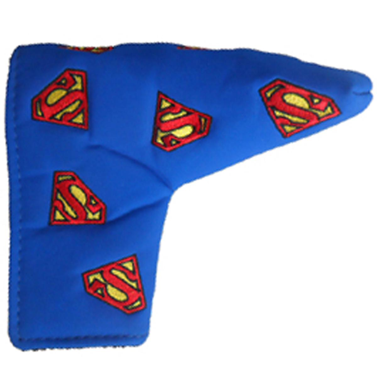 ホクシン交易 スーパーマン マルチロゴ パターカバー