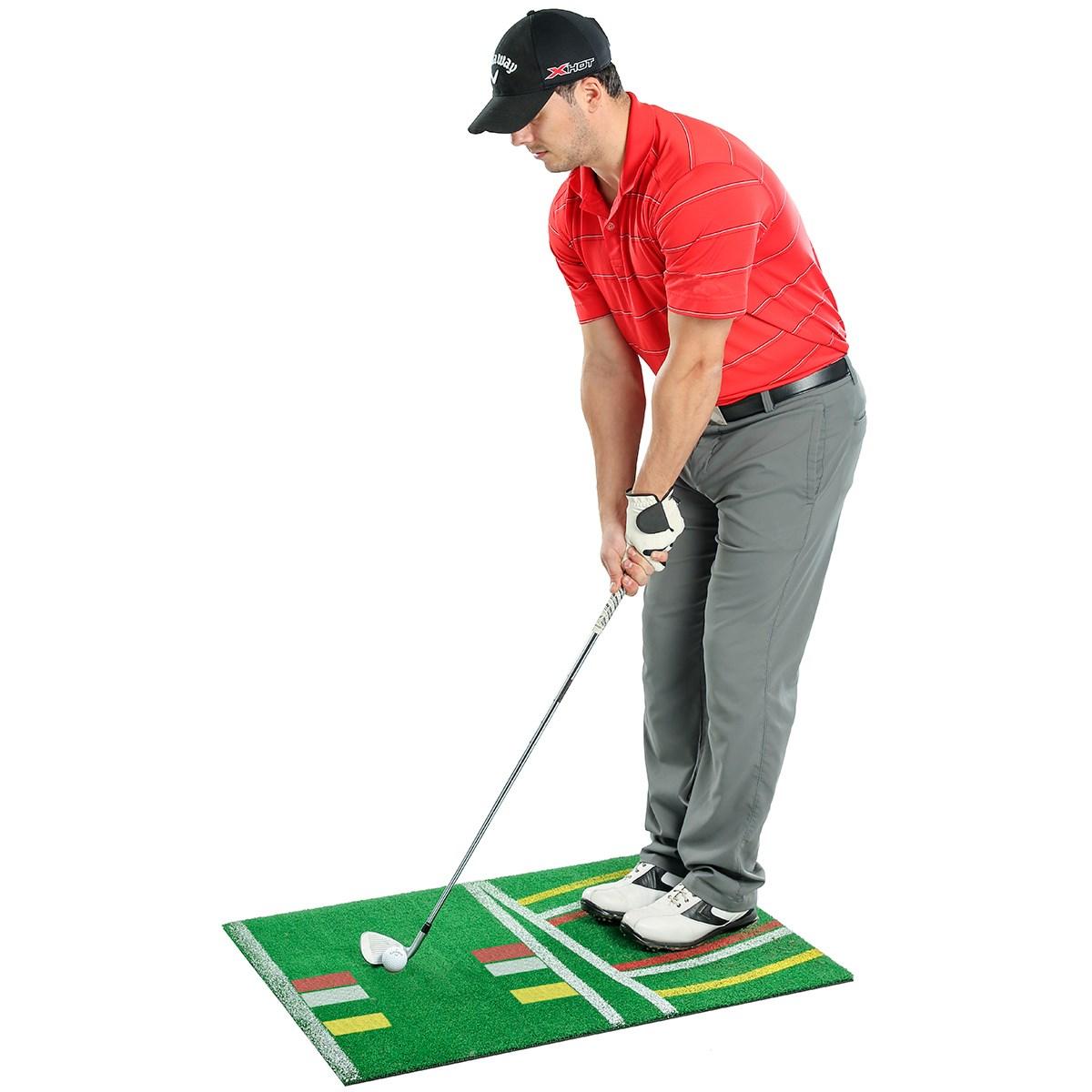 キャロウェイゴルフ Callaway Golf ピュアピッチ ヒッティングマット グリーン メンズ