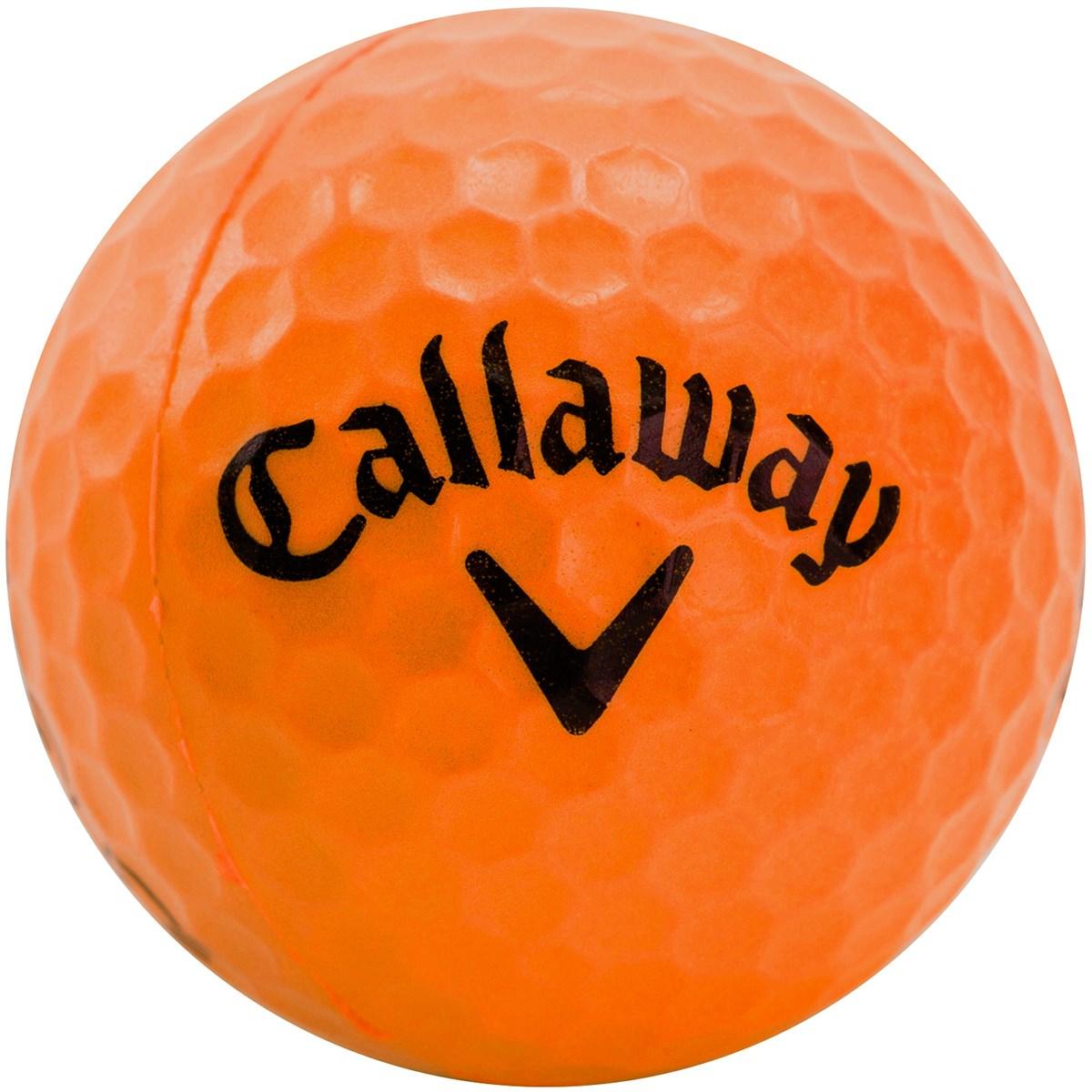 キャロウェイゴルフ Callaway Golf ヘックス プラクティスボール 9個入り オレンジ