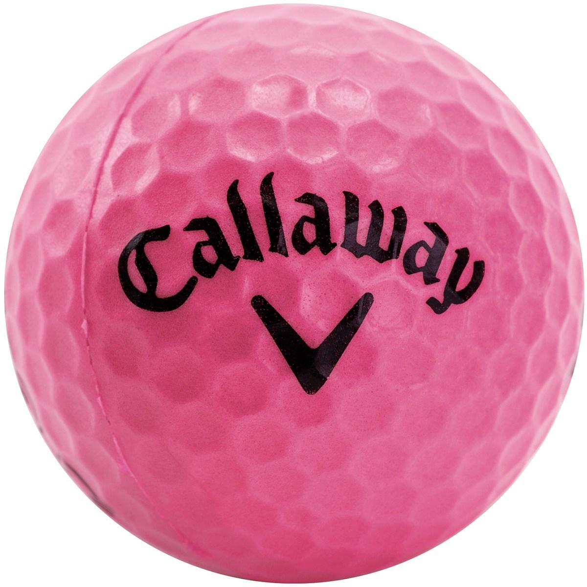キャロウェイゴルフ Callaway Golf ヘックス プラクティスボール 9個入り ピンク