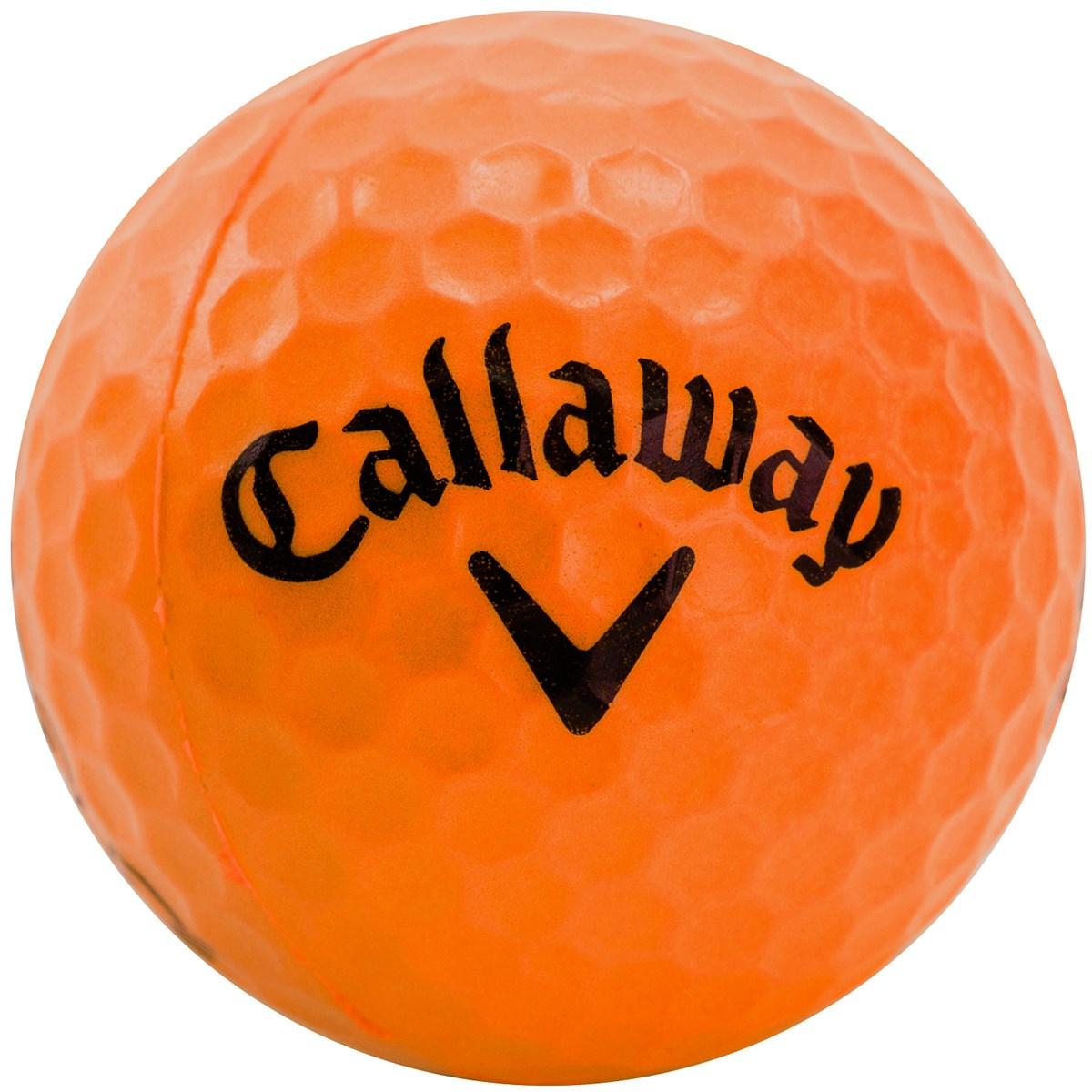 キャロウェイゴルフ Callaway Golf ヘックス プラクティスボール 18個入り オレンジ