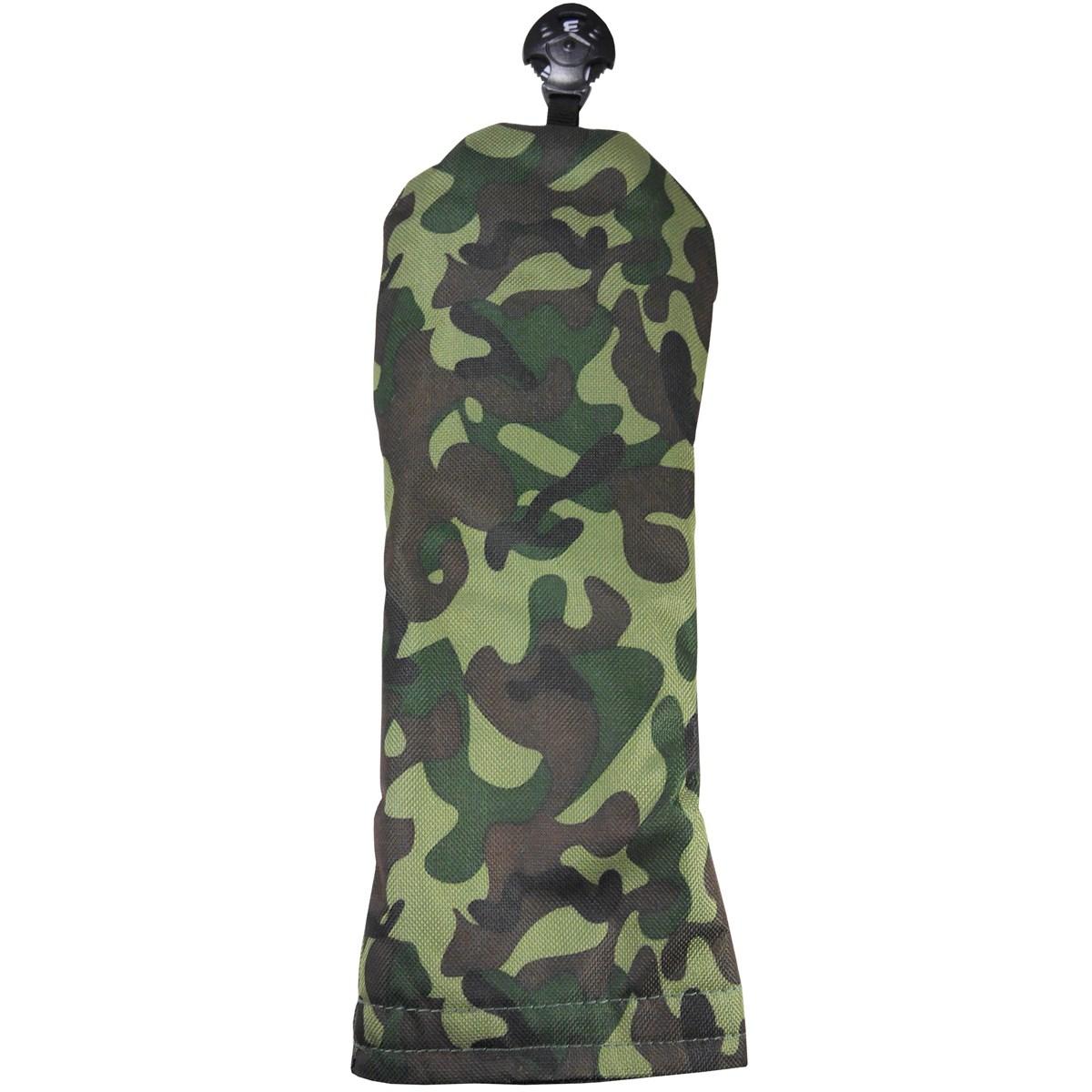 AZROF ヘッドカバー FW用 カモフラグリーン