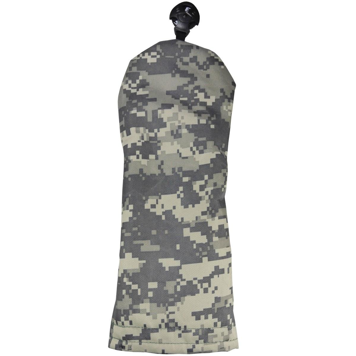 AZROF ヘッドカバー FW用 デジカモグレー