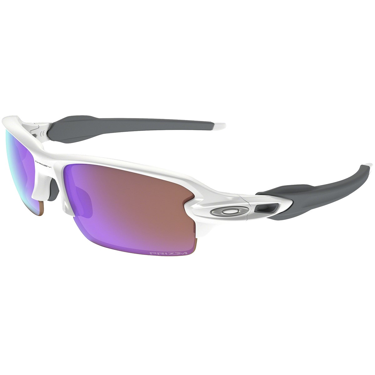 オークリー OAKLEY Flak2.0(Asia Fit) ゴルフ専用サングラス ポリッシュドホワイト OO9271-1061