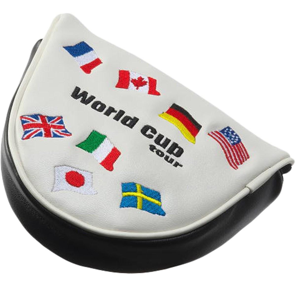 クリオコーポレーション ワールドカップツアー パターカバー 2ボールタイプ