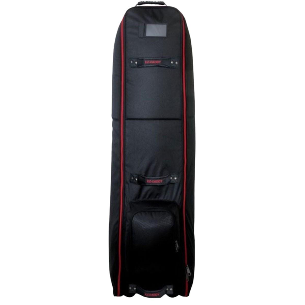 EZ-CADDY トラベルカバー(8.5-9型) ブラック/レッド