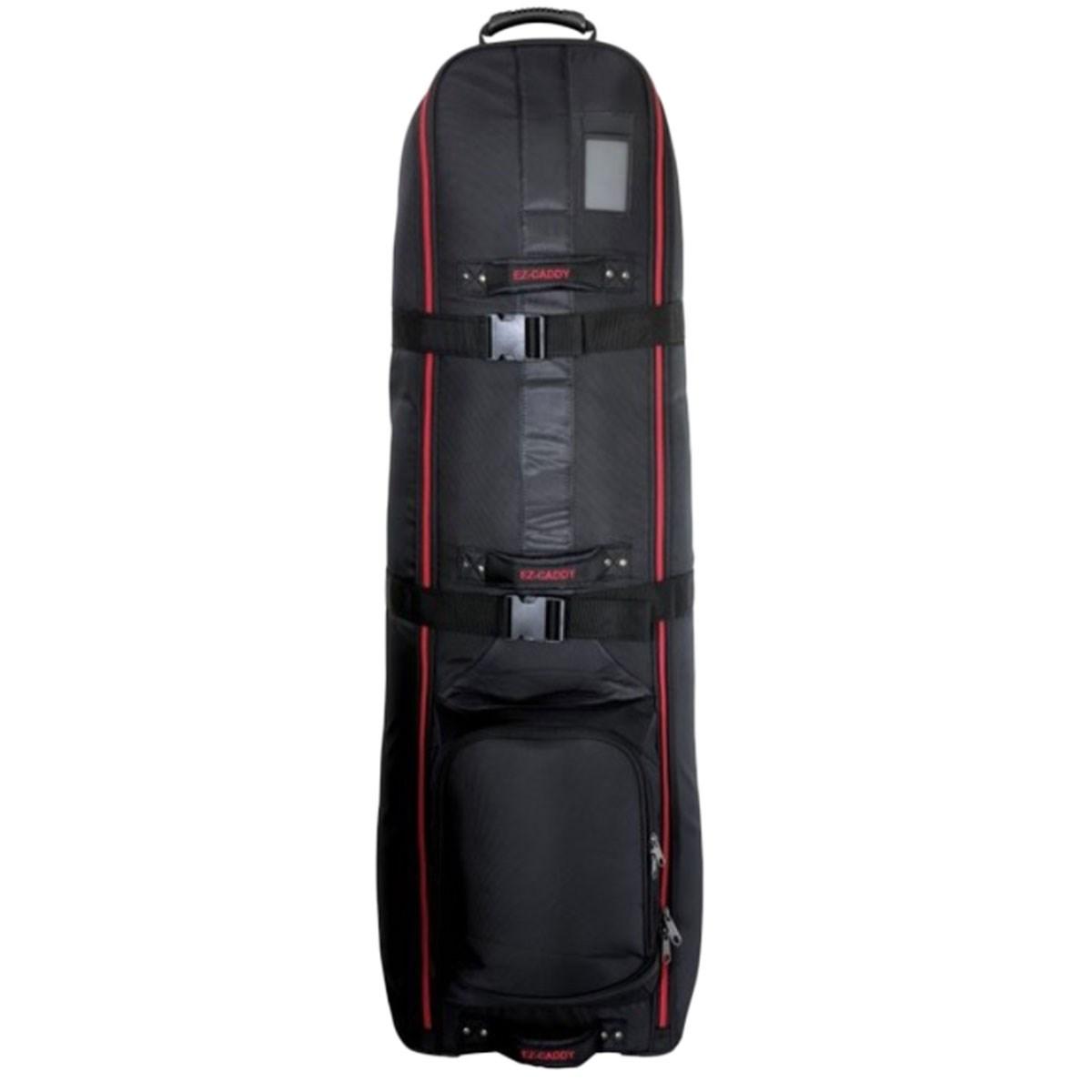 EZ-CADDY トラベルカバー(8.5-9.5型) ブラック/レッド