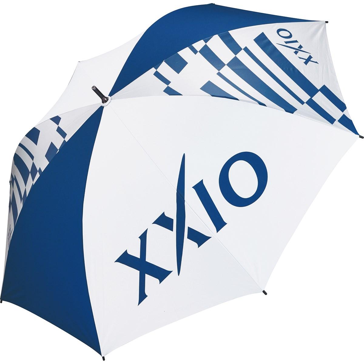 ダンロップ XXIO 傘 ホワイト/ネイビー