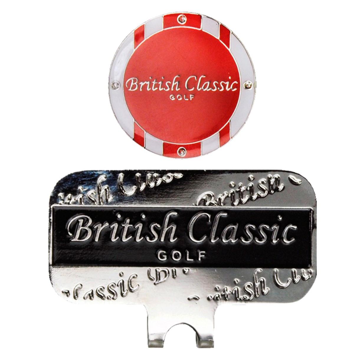 その他メーカー British Classic クリップマーカー