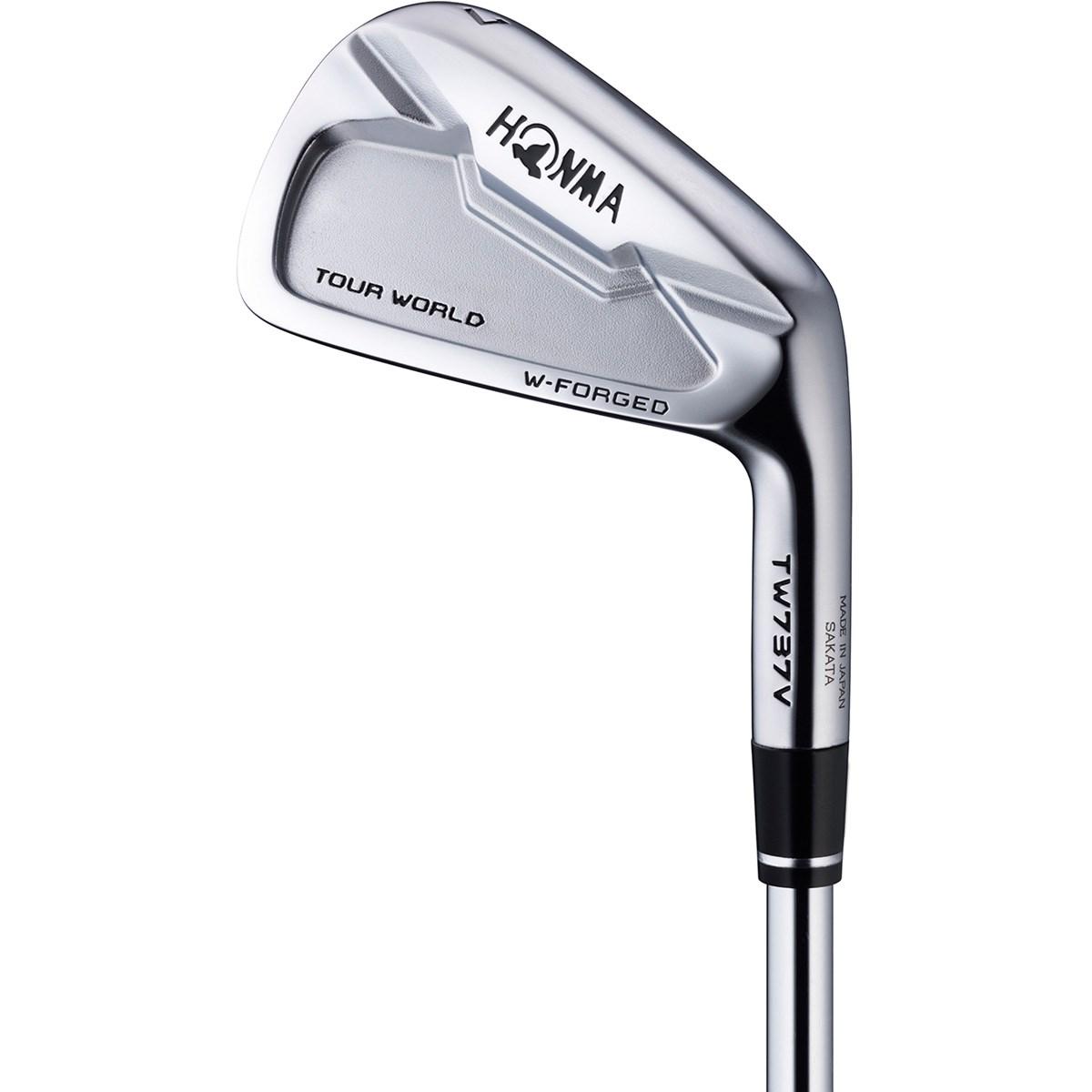 本間ゴルフ ツアーワールド TW737V アイアン(6本セット) VIZARD IB95