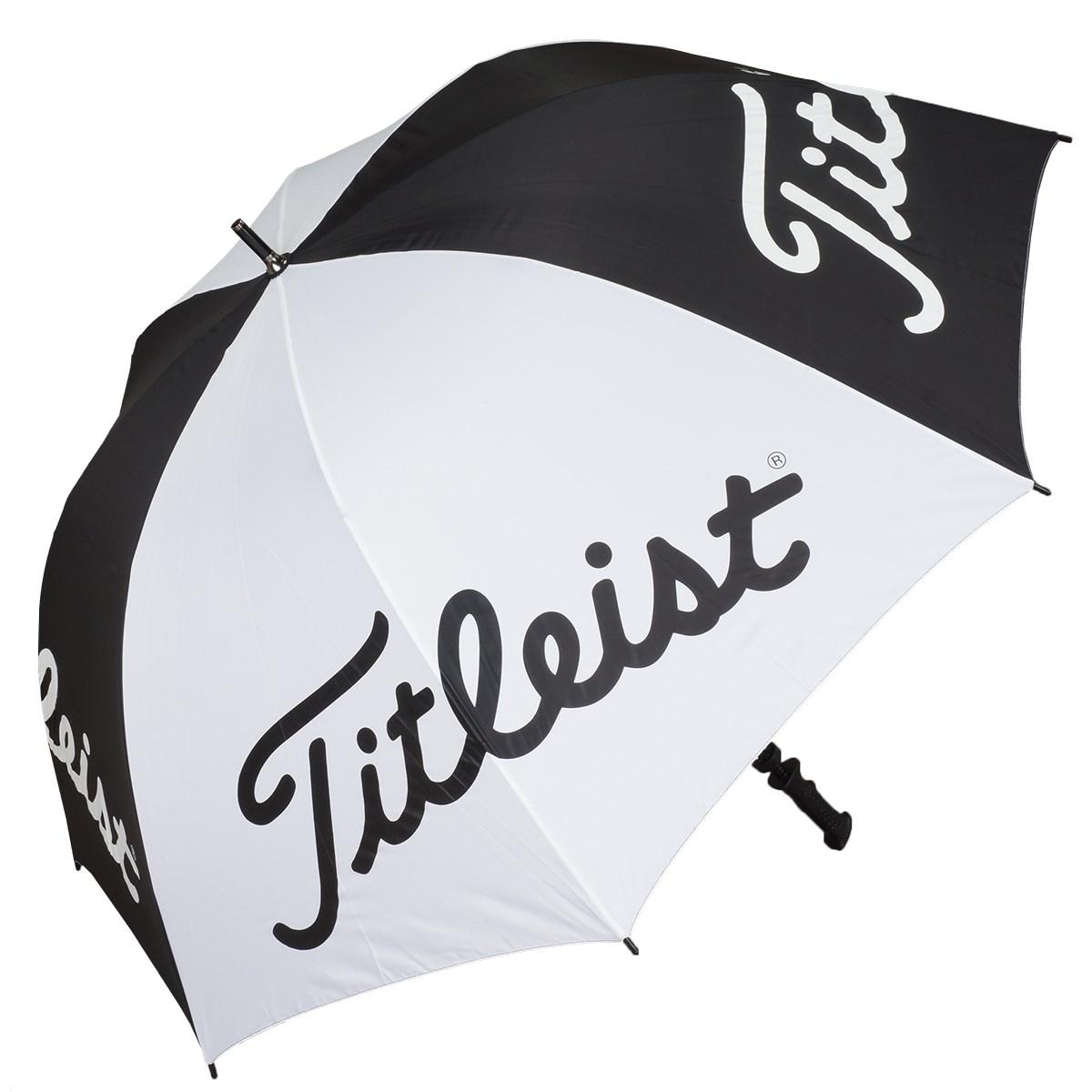 タイトリスト TITLEIST ツアー傘 ブラック/ホワイト
