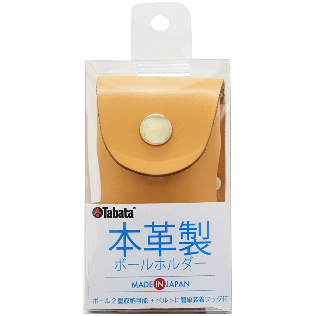 タバタ 本革製ボールホルダー