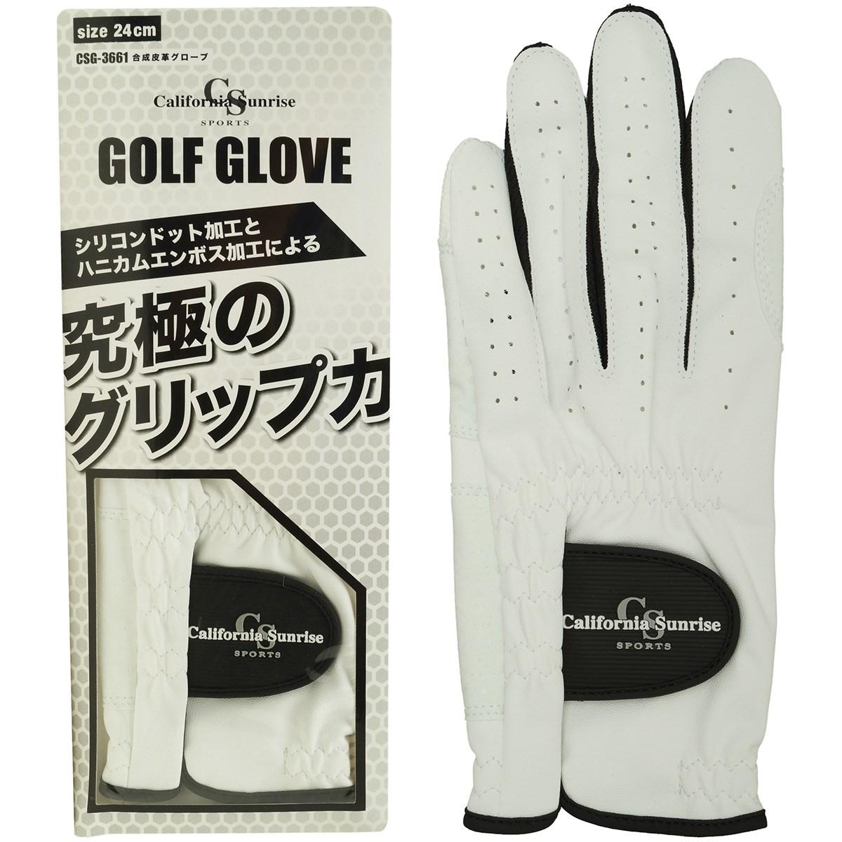 朝日ゴルフ用品(ASAHI GOLF CO.,LTD) カリフォルニアサンライズ グローブ