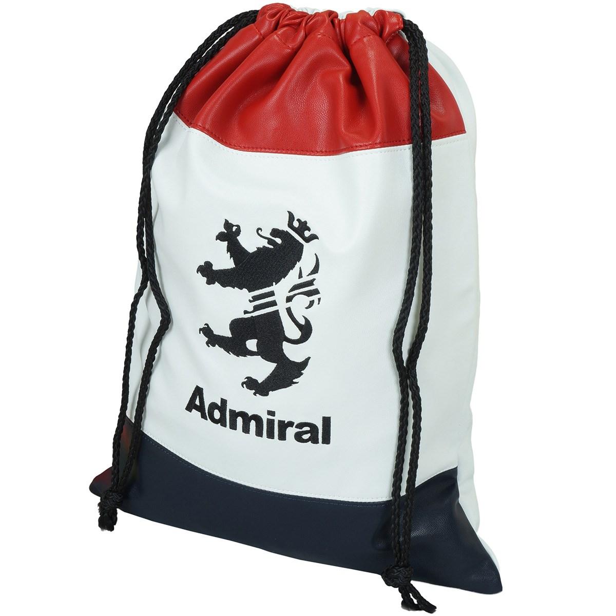 アドミラル Admiral マルチ巾着 トリコロール 90