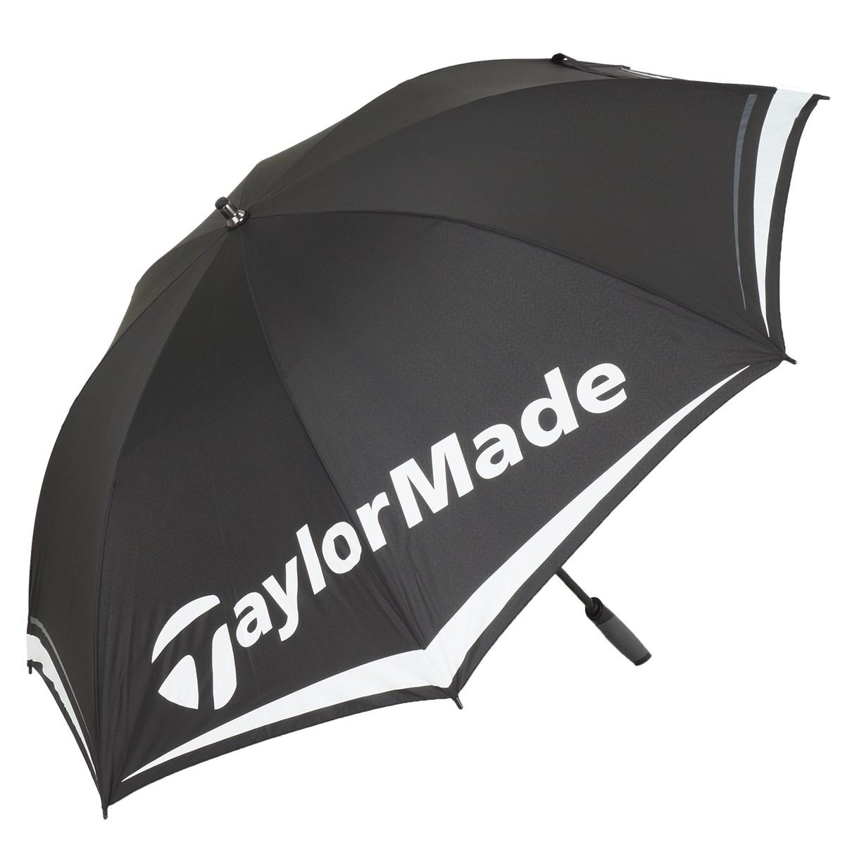 テーラーメイド Taylor Made シングルキャノピー傘 ブラック/ホワイト/レッド B16008