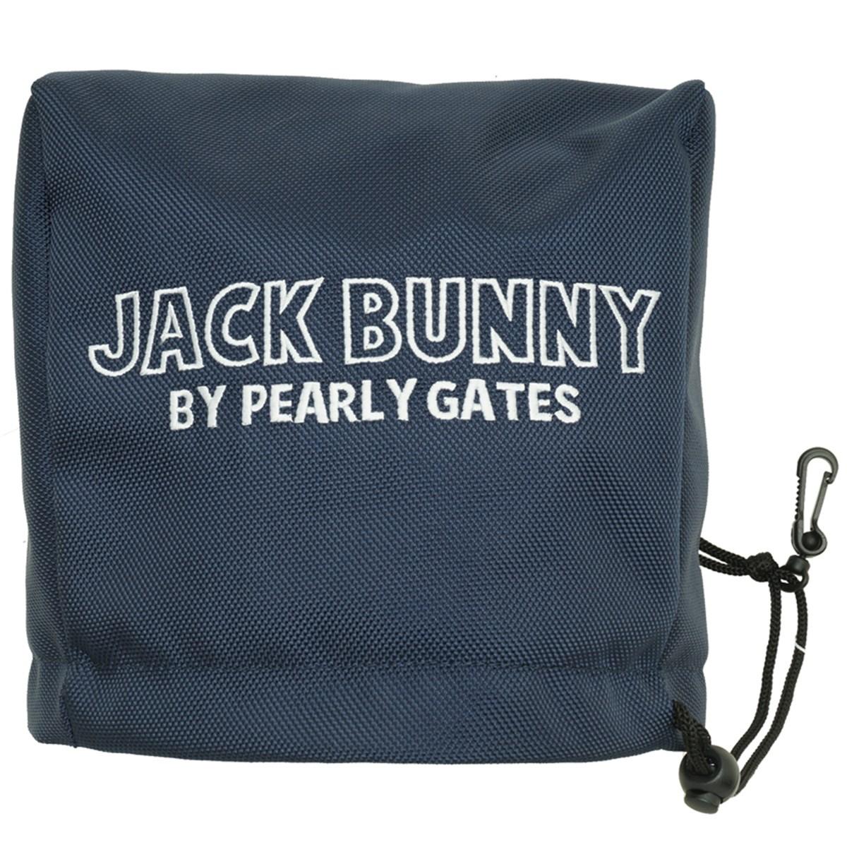 [アウトレット] [在庫限りのお買い得商品] ジャックバニー バイ パーリーゲイツ アイアンカバー ネイビー 120 メンズ ゴルフ