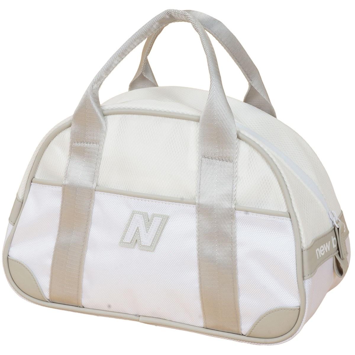 ニューバランス METRO Nワンポイントミニボストンバッグ