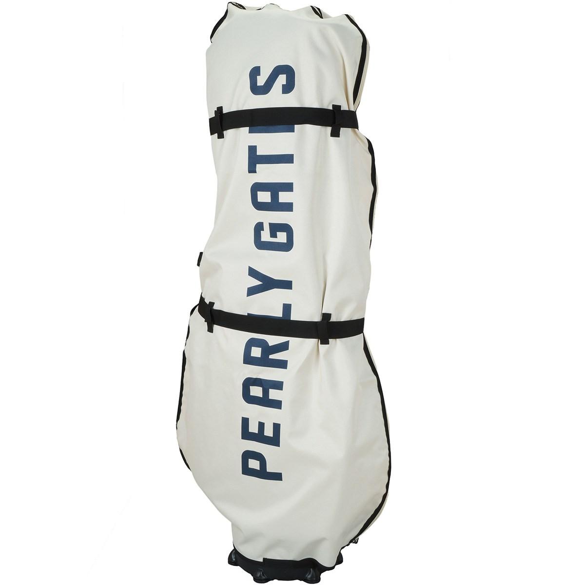 [2017年モデル] パーリーゲイツ PEARLY GATES トラベルカバー ホワイト 030 メンズ ゴルフ