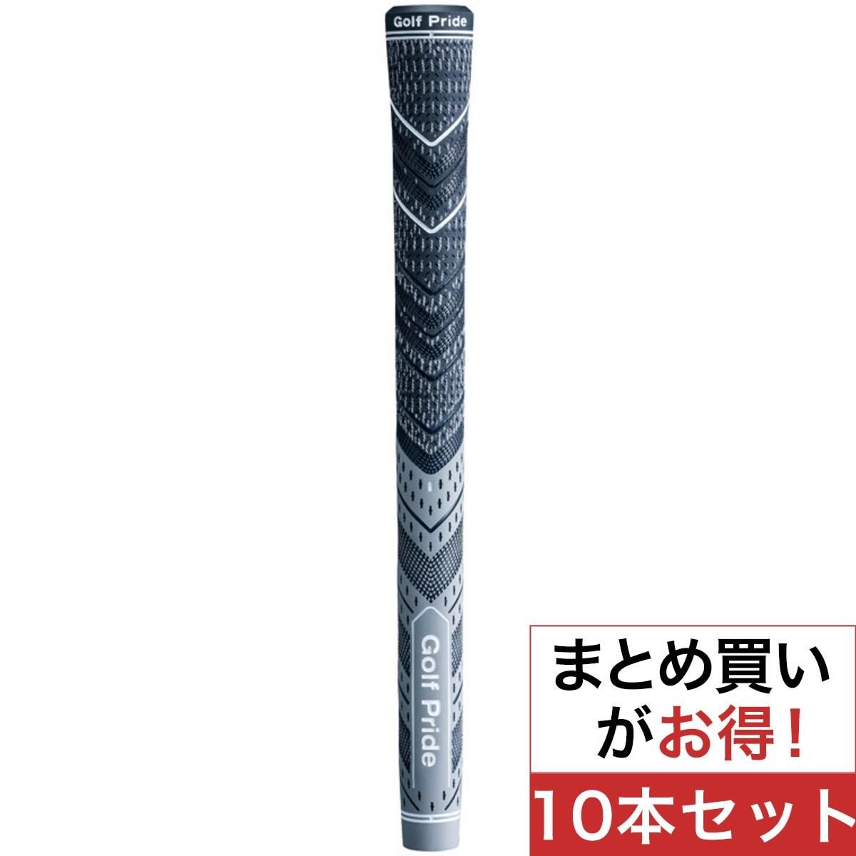 ゴルフプライド MCCプラス4 ミッド グリップ 10本セット