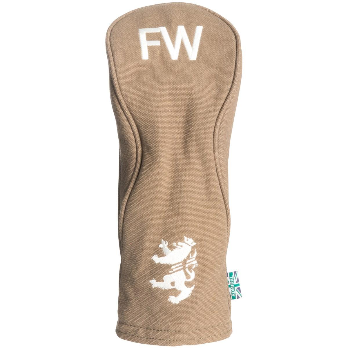 アドミラル 帆布 ヘッドカバー FW用