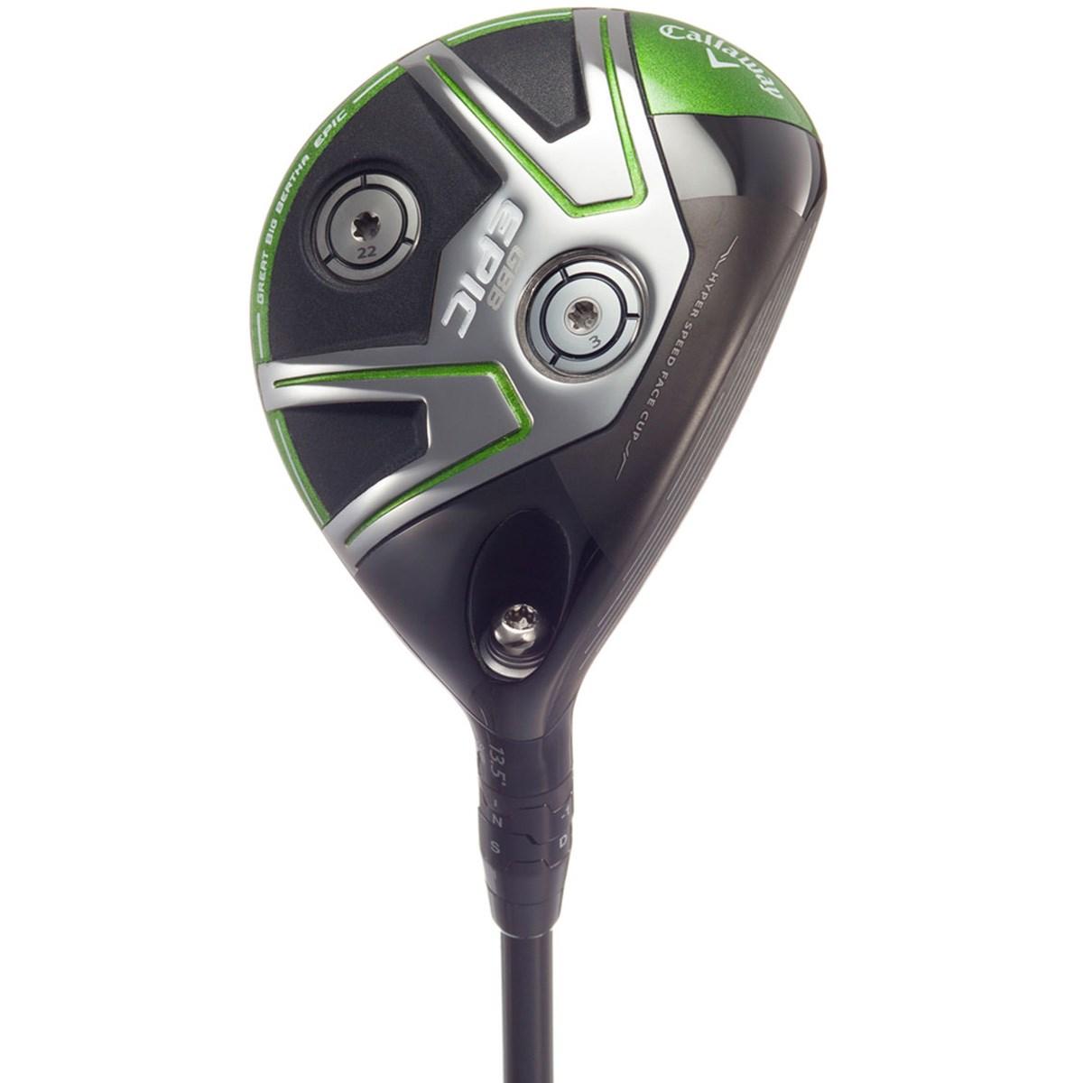 キャロウェイゴルフ(Callaway Golf) GBB エピック サブゼロ フェアウェイウッド Speeder Evolution for GBB