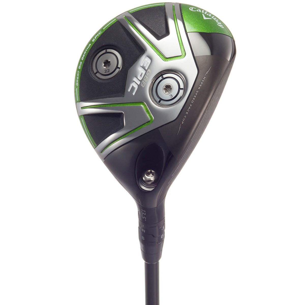 キャロウェイゴルフ(Callaway Golf) GBB エピック サブゼロ フェアウェイウッド Speeder Evolution III FW60
