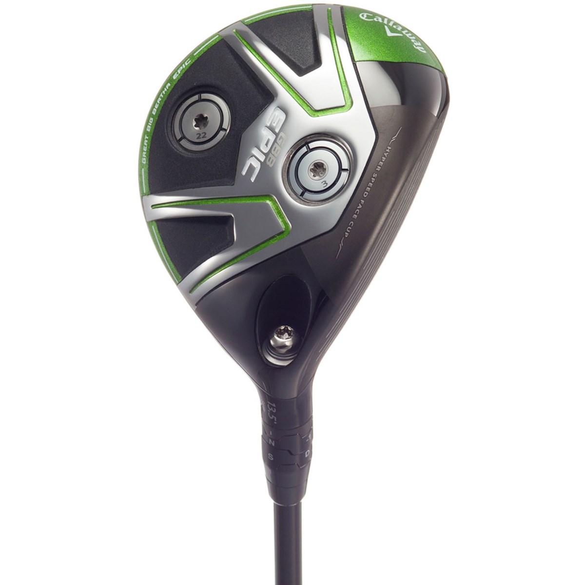 キャロウェイゴルフ(Callaway Golf) GBB エピック サブゼロ フェアウェイウッド Speeder Evolution for GBBレフティ