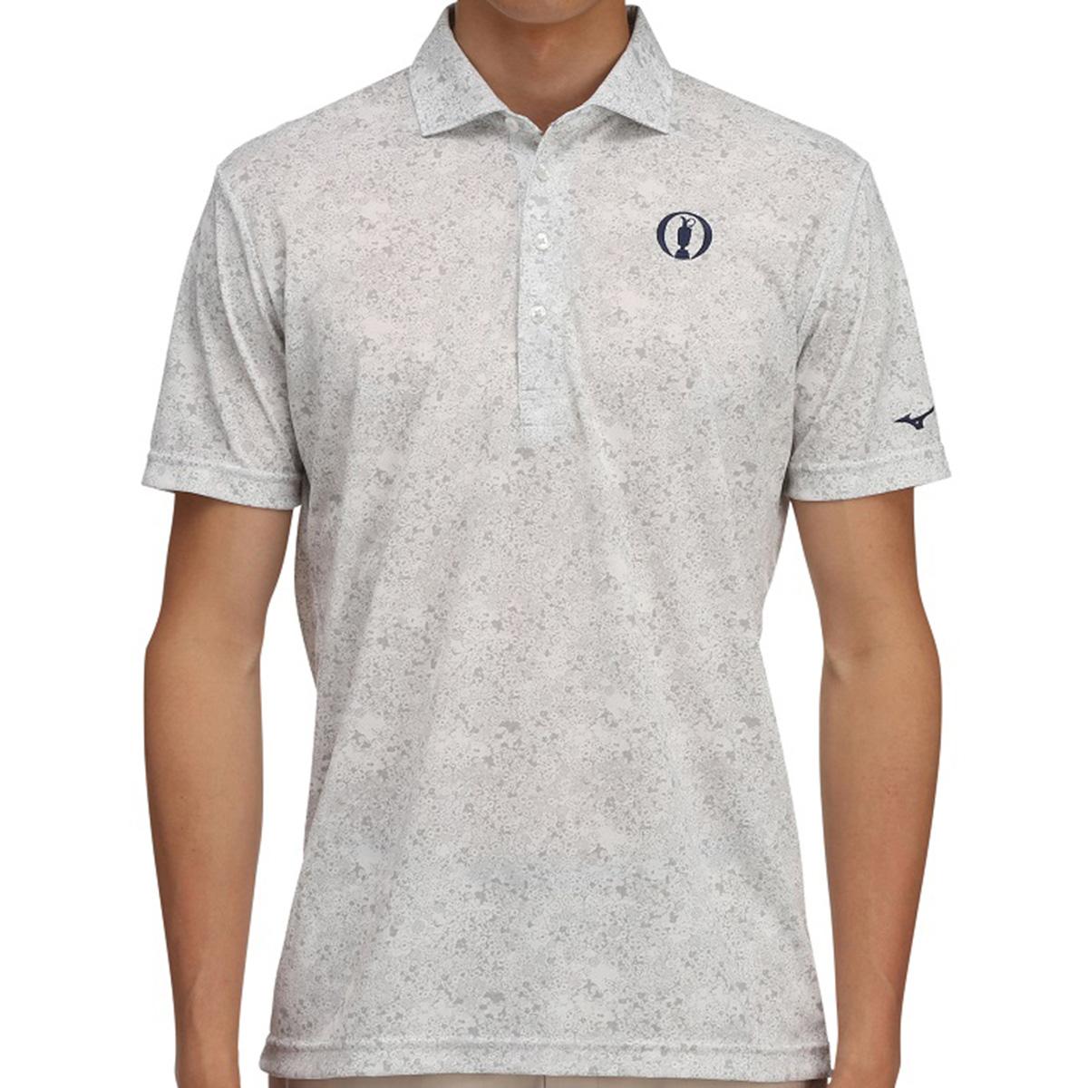 THE OPEN 半袖ポロシャツ