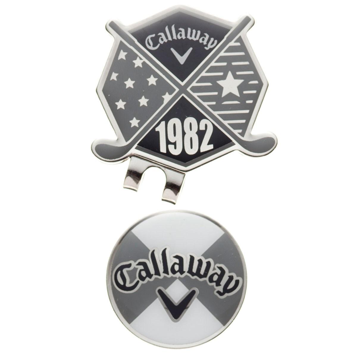 キャロウェイゴルフ(Callaway Golf) SOLID マーカー 17JM