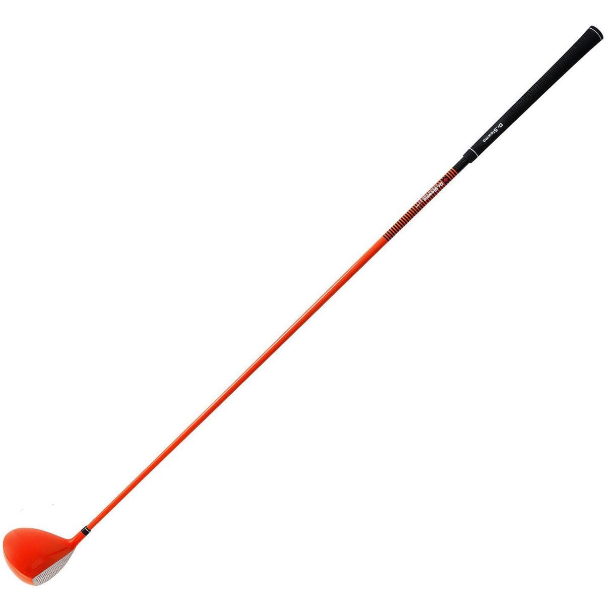 ドクター・スローモー オレンジ ウッドタイプ 番手1W/ロフト15/長さ45インチ オレンジ 右用