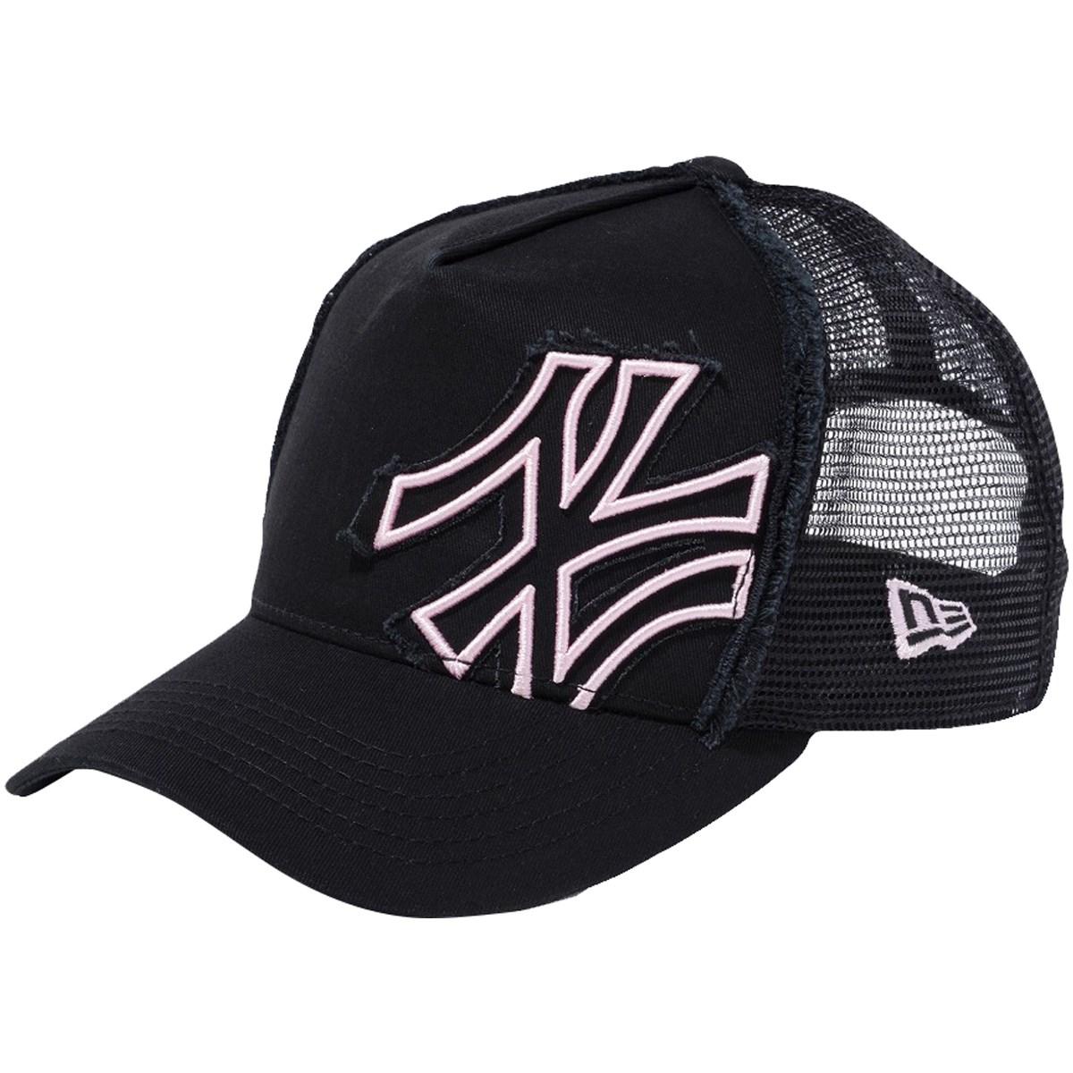 ニューエラ NEW ERA D-FRAME BATTALION NEYYAN キャップ フリー ブラック/ピンク