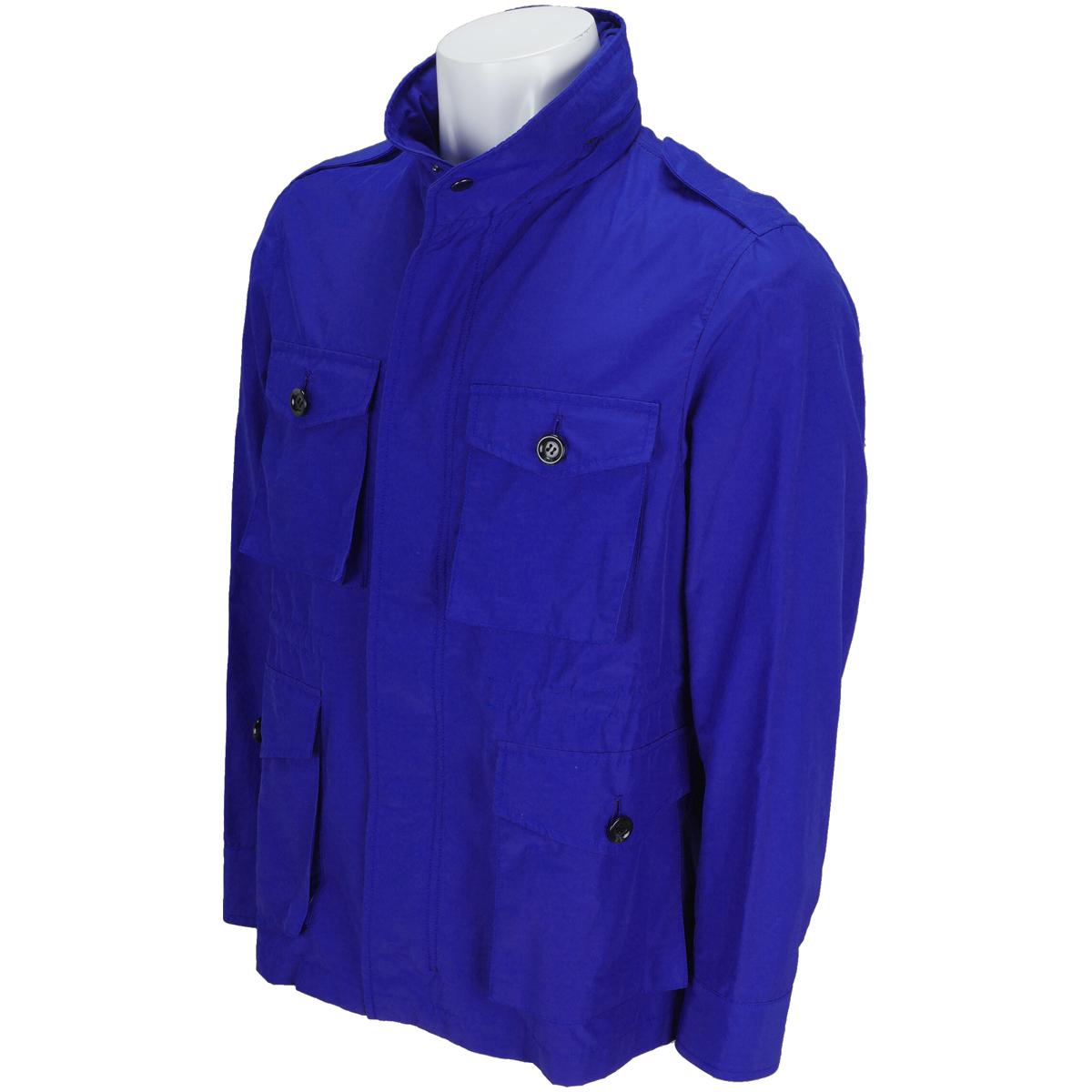 マイクロウェザーフィールドジャケット