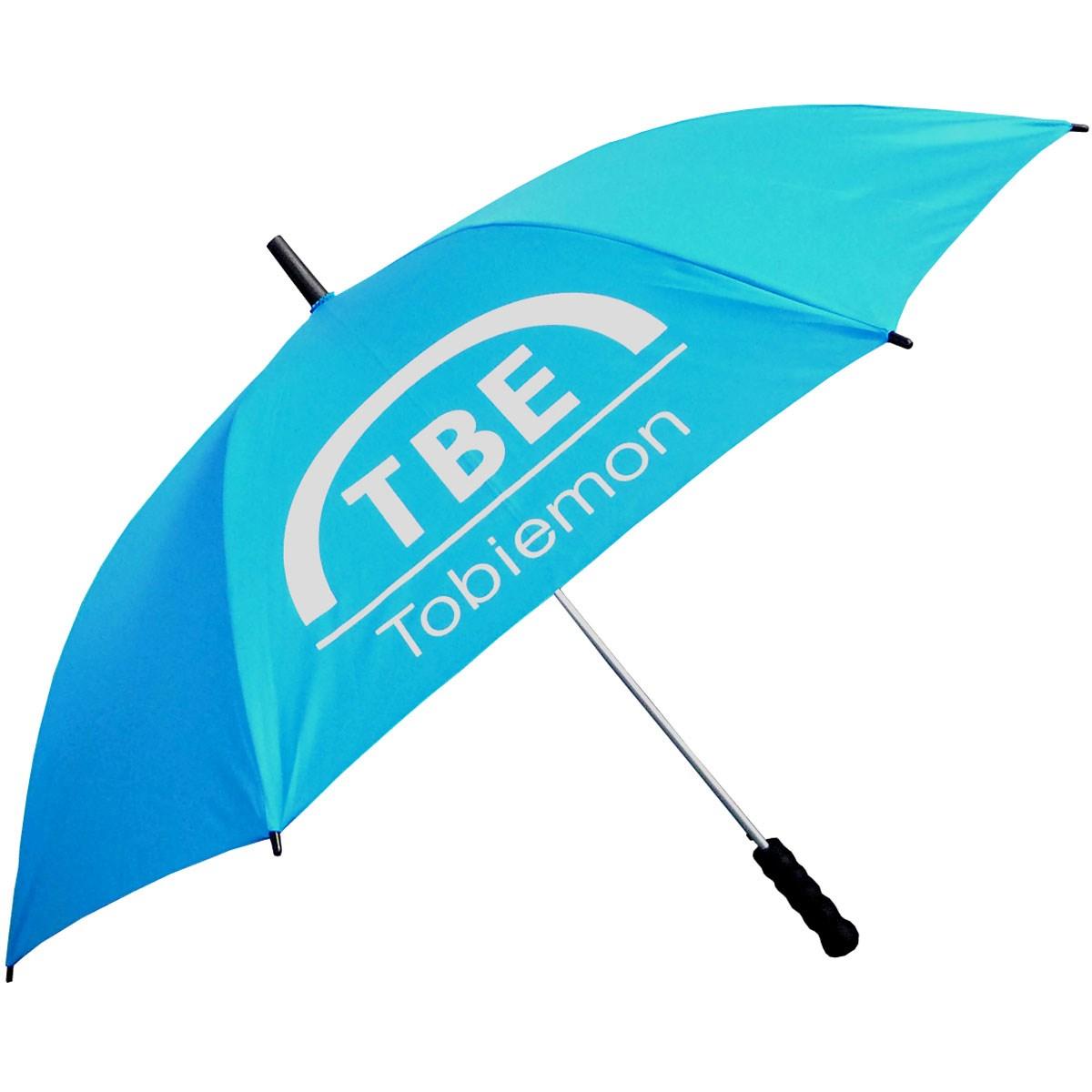 飛衛門 TOBIEMON 晴雨兼用・男女兼用 UVゴルフ傘 ブルー